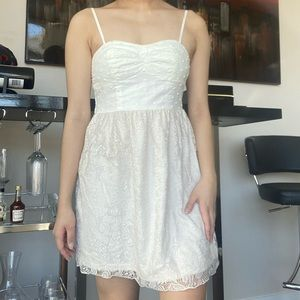American Eagle Lace Summer Dress